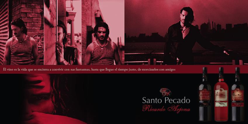 SANTO PECADO Malbec… de RicardoArjona