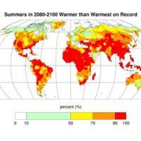 Calentamiento global – Proyeccion de efectos en la viticultura