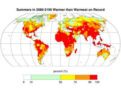 Calentamiento global – Proyeccion de efectos en laviticultura